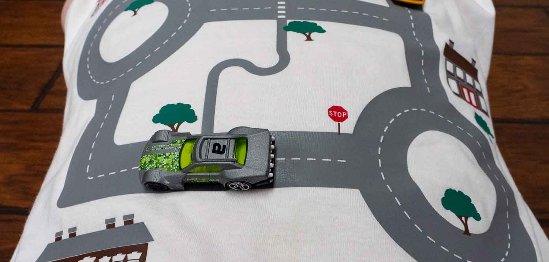 DIY Car Massage Shirt